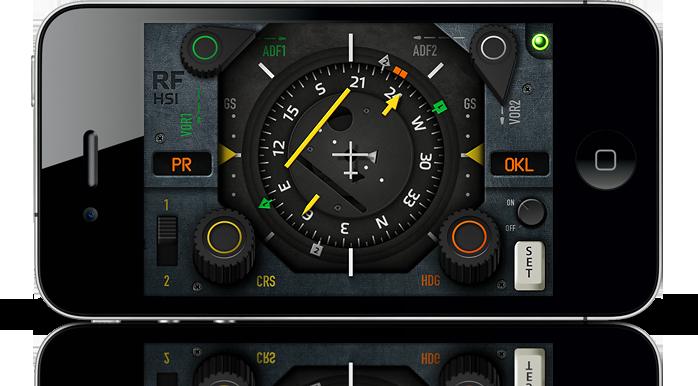 RemoteFlight HSI